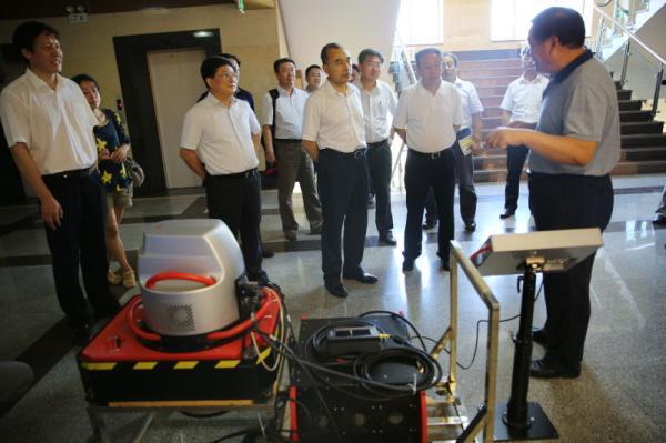 辽宁用倾斜摄影测量系统监测辽河生态环境