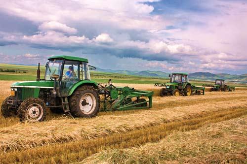 农业生产机械化