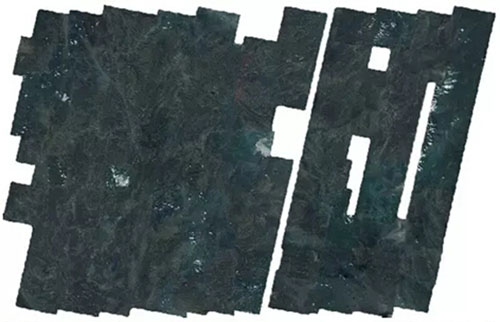 航天泰坦研发多星多传感器、多时相多区域卫星影像的联合自由网平差算法