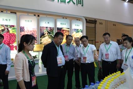 2015中国森林食品交易博览会亮相长春