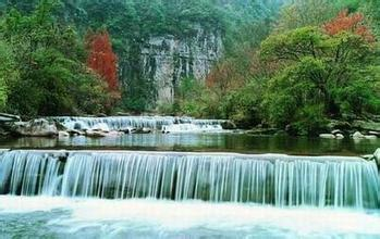 重庆石柱黄水森林公园