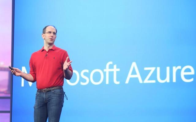 微软云计算业务主管史葛·格思里