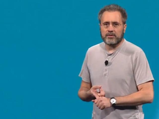 谷歌云计算业务主管乌尔斯·赫尔勒
