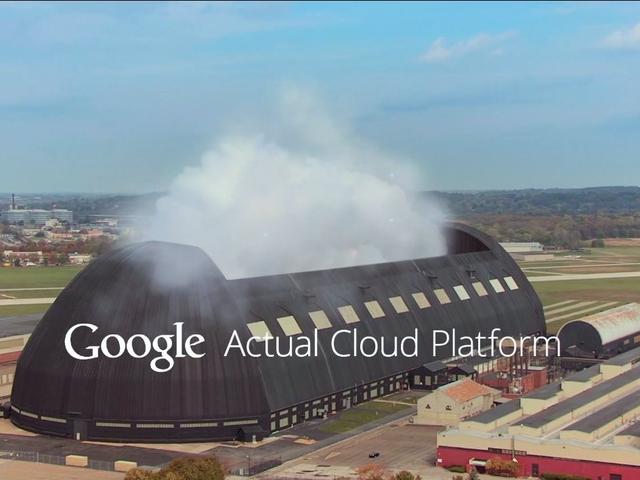 谷歌的Actual云平台
