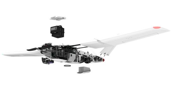 飞马智能航测系统F1000