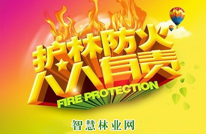森林防火 人人有责