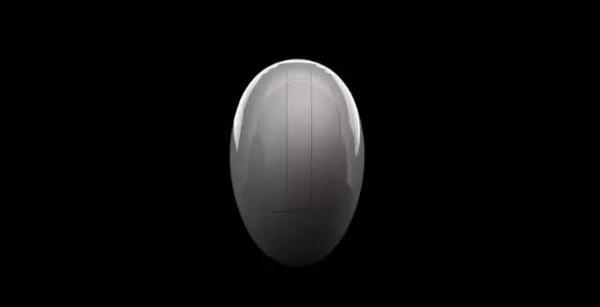 """""""蛋""""一样形状的无人机"""