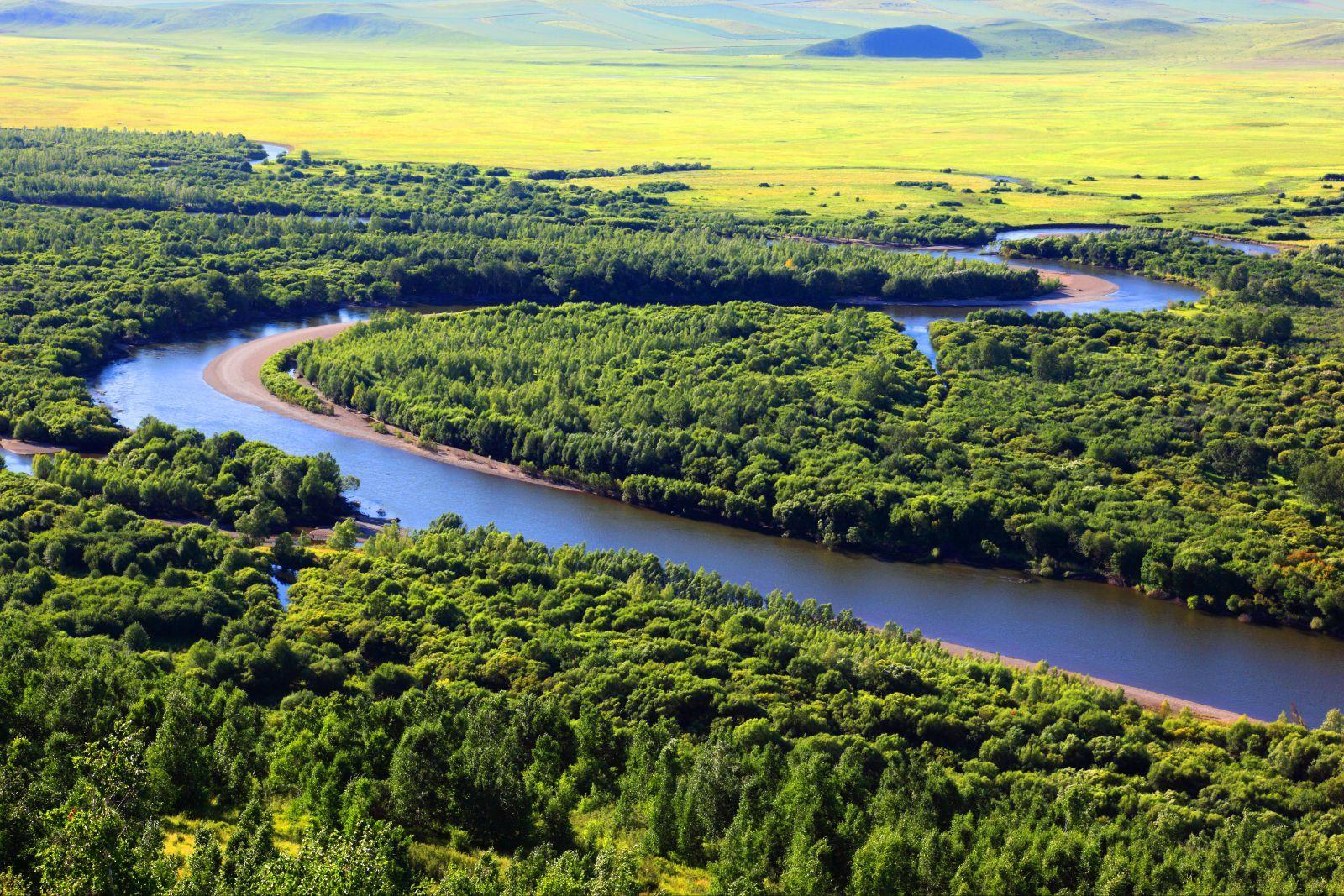 额尔古纳湿地公园