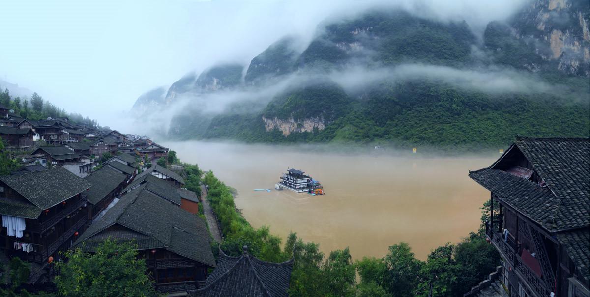 重庆市彭水县摩围山风景区